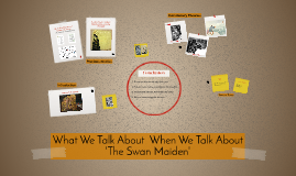 What We Talk About When We Talk About 'The Swan Maiden'