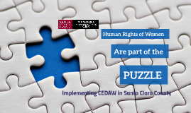 Women's Human Rights - A Piece of the Puzzle