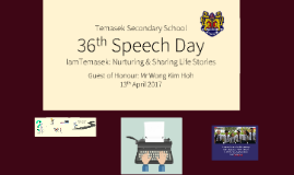 2017 Speech Day