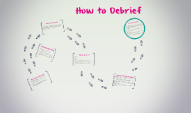 How to Debrief