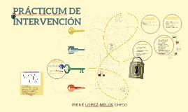 PRACTICUM DE INTERVENCIÓN