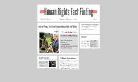 Human Rights Fact Finding