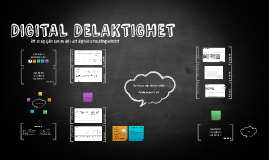 DIGITAL DELAKTIGHET