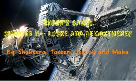 Ender's Game Presentation