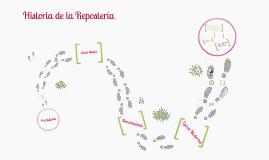 Copy of Copy of Historia de la Reposteria