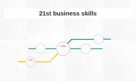 21st business skills
