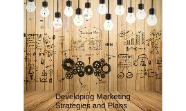 Developing Marketing