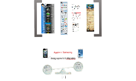 Apple v. Samsung (Closing Arguments & Infographics)