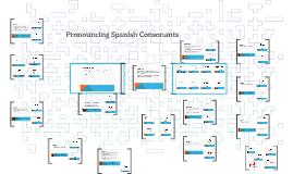 Pronouncing Spanish Consonants
