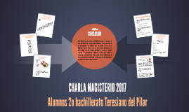 Copia de CHARLA MAGISTERIO 2017