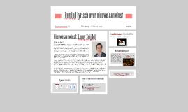 Nieuwe trainer voor Remind: Leroy Seijdel