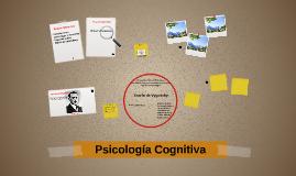 Psicologia Cognitiva