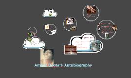 Amber Bogar's Autobiography
