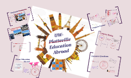 Stephanie - UW-Platteville Education Abroad