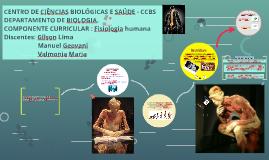 CENTRO DE CIÊNCIAS BIOLÓGICAS E SAÚDE - CCBS