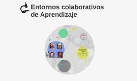 Entornos Colaborativos de Aprendizaje. Educación y Tecnologías I. IFDC