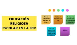 Educación Religiosa Escolar en la EBR desde la CPP de 1993