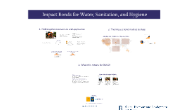 Impact Bonds in WASH_Water&Health Conference_Oct 2016