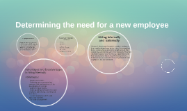 reasons for empoyee turnover
