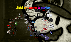 L'histoire des consoles de jeux vidéo