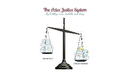 The Aztec Judiciary System