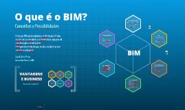 O que é o BIM?