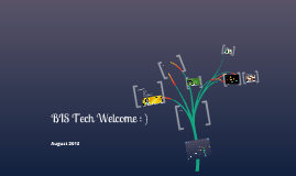 BIS Tech Welcome