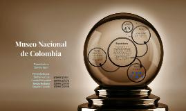 Visita Museo Nacional de Colombia