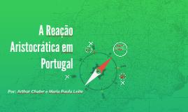 Reação Aristocrática em Portugal