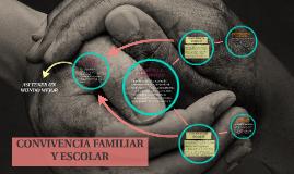 Copy of CONVIVENCIA FAMILIAR Y ESCOLAR