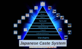 Japanese Caste System