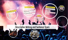 GCSE Descriptive Writing and Sentence Types