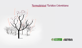 Copy of Normatividad Turística Colombiana