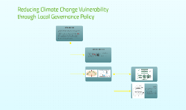 Reducing Climate Change Vulnerability through Local Governan