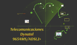 Copy of Telecomunicaciones