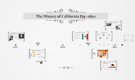 The History of California