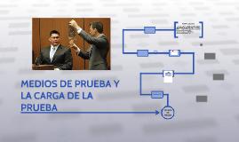 MEDIOS DE PRUEBA Y