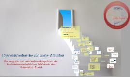 Copy of Literaturrecherche für erste Arbeiten