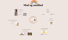 Copy of Mad og sundhed