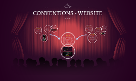 CONVENTIONS - WEBSITE
