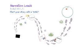 Narative Leads