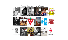 Copy of Canadian Voices Mosaic