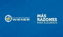 Razones Wiener