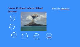 Mount Krakatoa