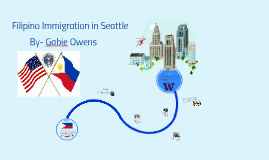 Filipino Immigration in Seatte