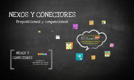 NEXOS Y CONECTORES