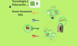Tecnología y Educacion