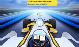 Transformadas de Galileo