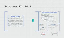 February 26, 2014