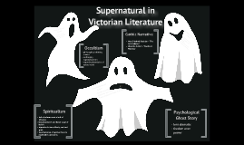 The Supernatural In Victorian Literature